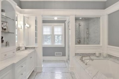 Awesome Master Bathroom Remodel Ideas On A Budget 19