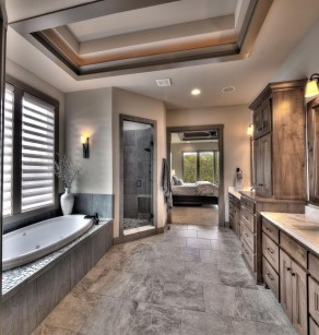 Awesome Master Bathroom Remodel Ideas On A Budget 41