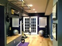 Cheap Home Gym Decorating Ideas For Small Space 15