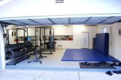 Cheap Home Gym Decorating Ideas For Small Space 41