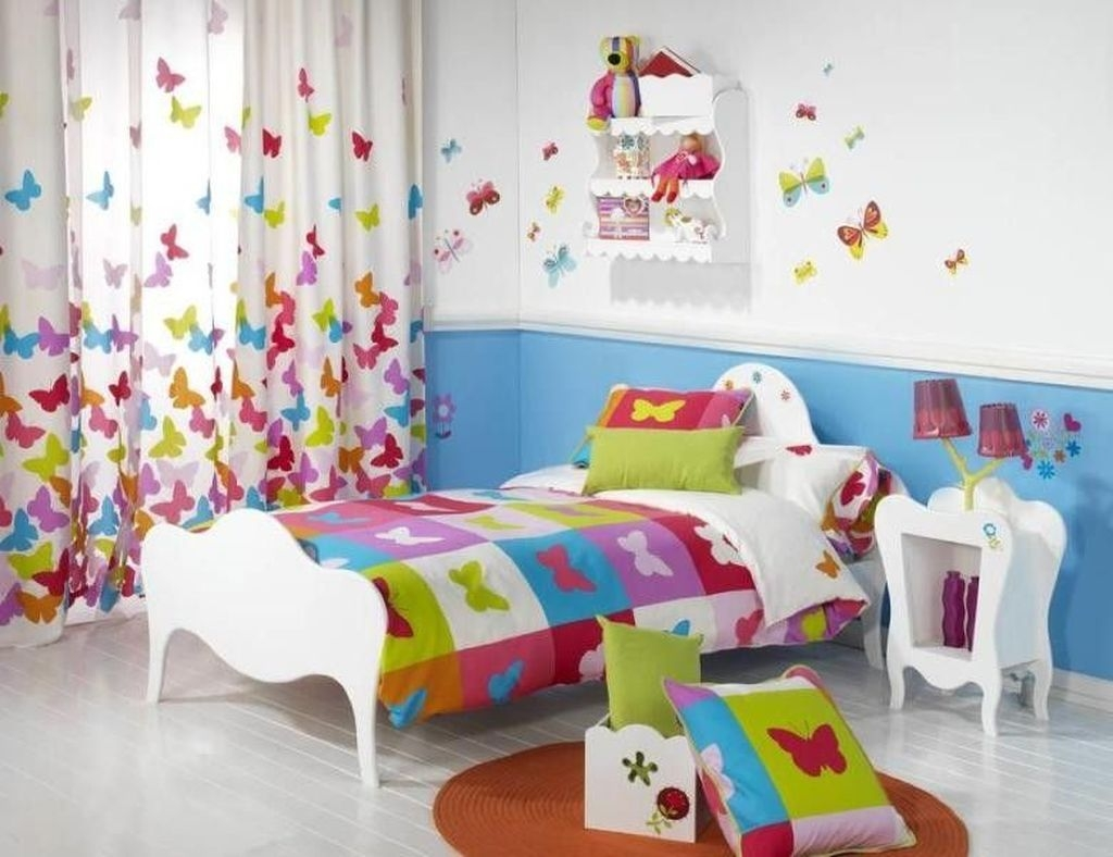 Comfy Kids Bedroom Trends Ideas For 2019 48