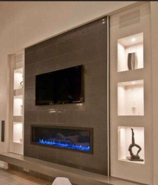 Impressive Fireplace Design Ideas 17