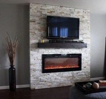 Impressive Fireplace Design Ideas 23