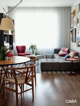 Minimalist Small Apartment Decorating Ideas Budget 13