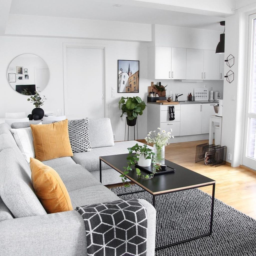 20+ Minimalist Small Apartment Decorating Ideas Budget ...