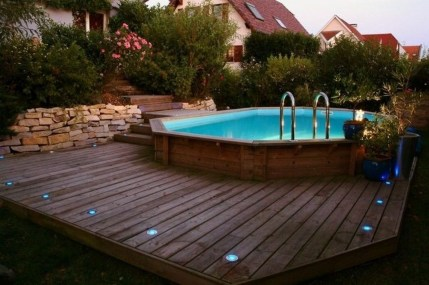 Nice Pool House Decorating Ideas On A Budget 08