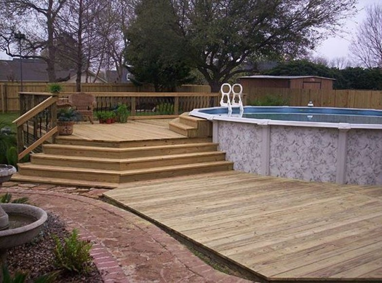 Nice Pool House Decorating Ideas On A Budget 12