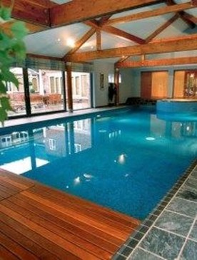 Nice Pool House Decorating Ideas On A Budget 17
