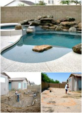 Nice Pool House Decorating Ideas On A Budget 19