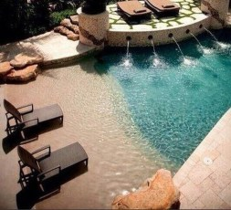 Nice Pool House Decorating Ideas On A Budget 20
