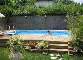 Nice Pool House Decorating Ideas On A Budget 29