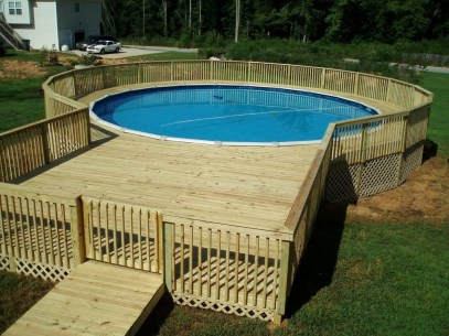 Nice Pool House Decorating Ideas On A Budget 32