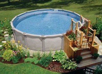 Nice Pool House Decorating Ideas On A Budget 37