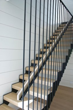 Perfect Living Room Staircase Design Ideas 09