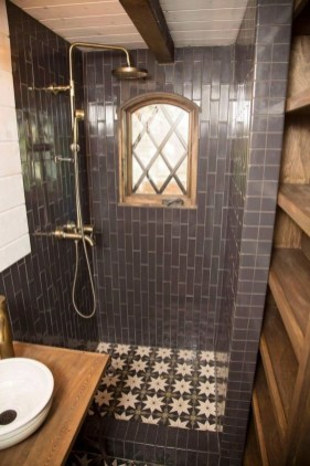 Perfect Tiny House Bathroom Design Ideas 48