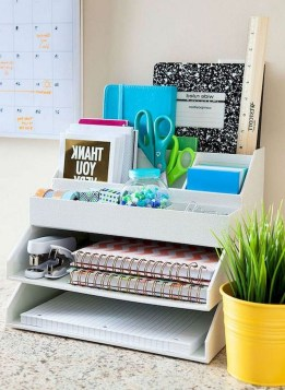 Unique Dorm Room Storage Organization Ideas On A Budget 34