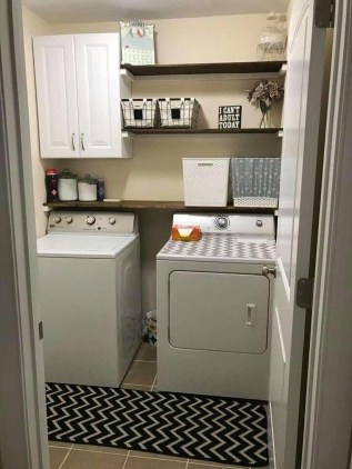 Wonderful Laundry Room Storage Organization Ideas On A Budget 07