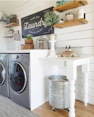 Wonderful Laundry Room Storage Organization Ideas On A Budget 26