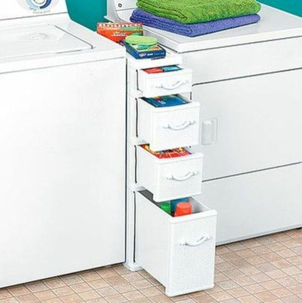 Wonderful Laundry Room Storage Organization Ideas On A Budget 42