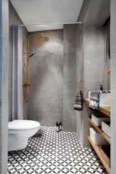 Best Small Bathroom Decoration Ideas 39