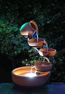 Cute Outdoor Lighting Ideas For Garden 05