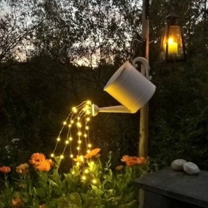 Cute Outdoor Lighting Ideas For Garden 24
