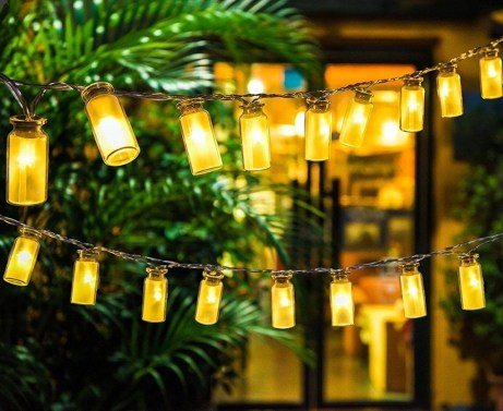 Cute Outdoor Lighting Ideas For Garden 32