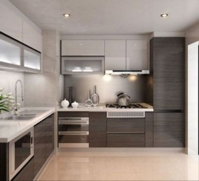 Enchanting Cabinets Design Ideas To Save Your Goods 29