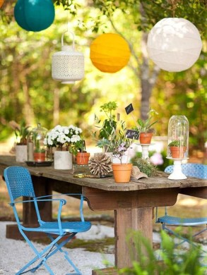 Impressive Indoor And Outdoor Decor Ideas For Summer 29