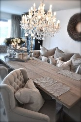 Inspiring Farmhouse Dining Room Design Ideas 12