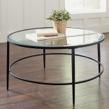 Marvelous Glass Coffee Tables Ideas For Living Room 18