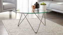 Marvelous Glass Coffee Tables Ideas For Living Room 49