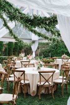 Newest Backyard Wedding Decor Ideas 05