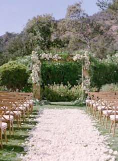 Newest Backyard Wedding Decor Ideas 13