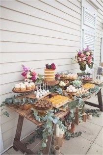 Newest Backyard Wedding Decor Ideas 40