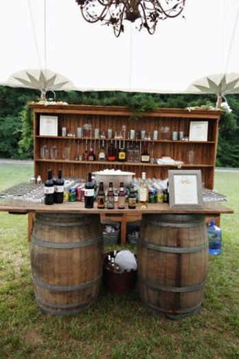 Newest Backyard Wedding Decor Ideas 46