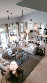 Relaxing Large Living Room Decorating Ideas 16