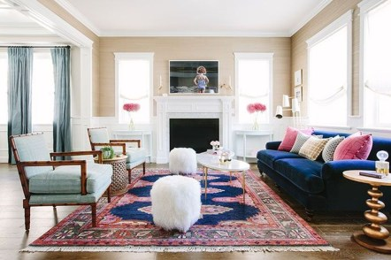 Relaxing Large Living Room Decorating Ideas 52