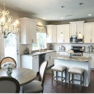 Stunning Small Kitchen Design Ideas For Home 04