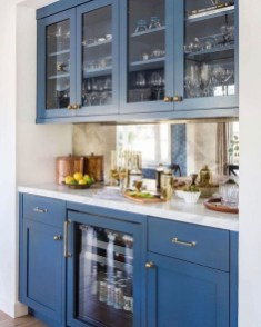 Stunning Small Kitchen Design Ideas For Home 26
