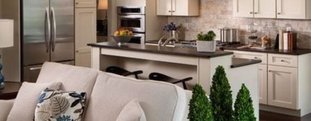 Stunning Small Kitchen Design Ideas For Home 33