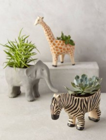 Unique Diy Small Planters Ideas 12