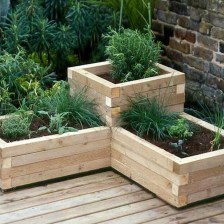 Unique Diy Small Planters Ideas 23