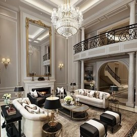 Amazing Interior Decor Ideas With European Style 03