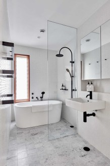 Comfy Bathroom Design Ideas For Home 11