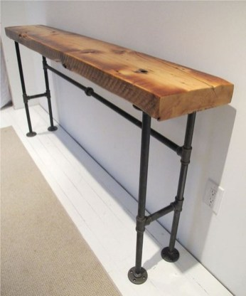 Cool Industrial Table Design Ideas 14