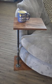 Cool Industrial Table Design Ideas 40