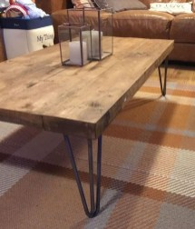 Cool Industrial Table Design Ideas 47