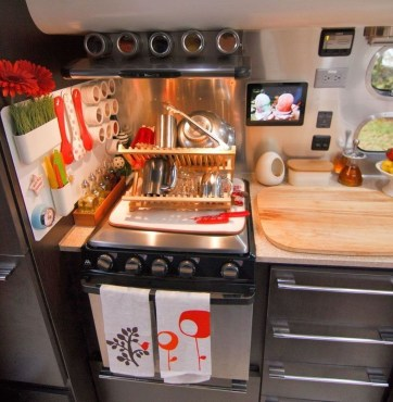 Elegant Rv Camper Organization And Storage Ideas For Travel Trailers 26