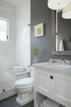 Gorgeous Small Bathroom Remodel Ideas On A Budget 06